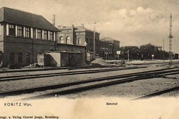 Chojnice 1905