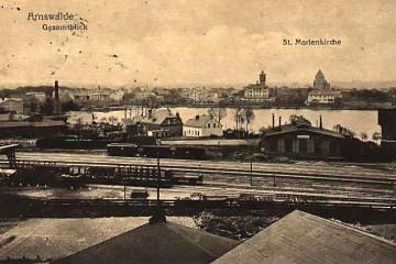 Choszczno 1920