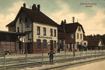 Człuchów 1910