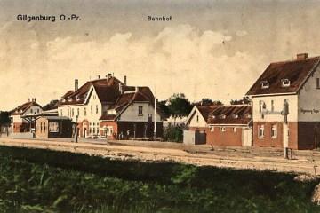 Dąbrowno 1910-1920