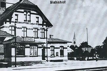 Deszczno 1920-1930