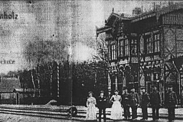 Drzewce 1910