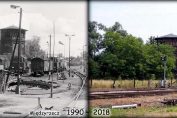 Międzyrzecz w 1990 i 2000 roku