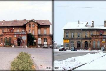 Międzyrzecz w 2002 i 2009