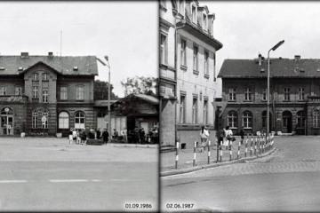 Międzyrzecz w 1986 i 1987