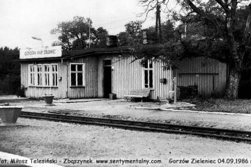 Gorzów Zieleniec 04.09.1986
