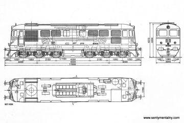 ST43 w wersji S.L.M., przed exportem do Rumuni.