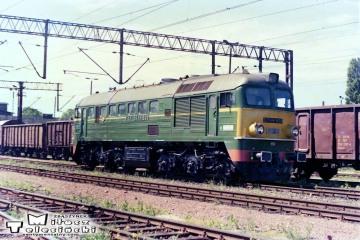 Białogard 19.06.1988. ST44-838.