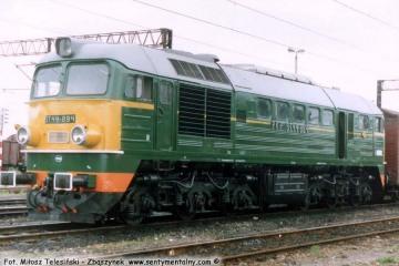 Iława 17.06.1988, ST44-894.