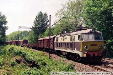 Warszawa jelonki - Warszawa Gdańska 06.06.1991