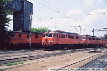 Olszynka Grochowska w dniu 08.06.1992