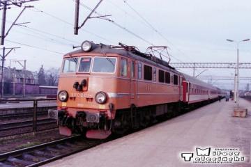 """W Kutnie """"Lubuszanin"""" 14.02.1995"""