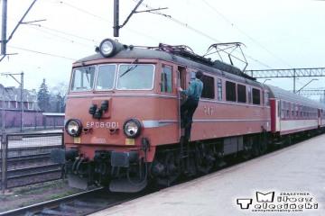 """W Kutnie """"Lubuszanin"""" 21.02.1995"""