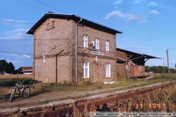 Dąbrówka Wlkp. 27.07.2004.