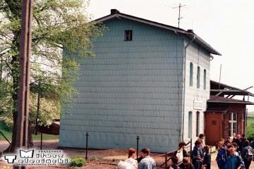 Chociszewo - Rogoziniec. Maj 1991