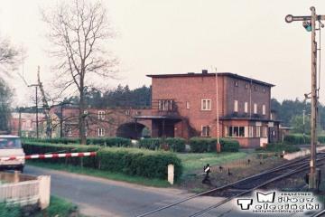 Stare Bielice w maju 1991