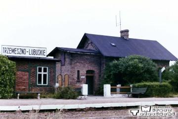 Trzemeszno Lubuskie w dniu 05.08.1990.