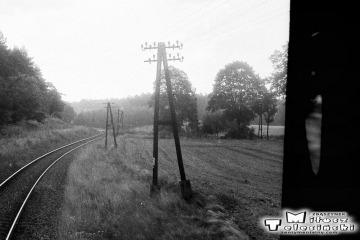 Ośno Lubuskie - Smogóry w dniu 08.09.1986.