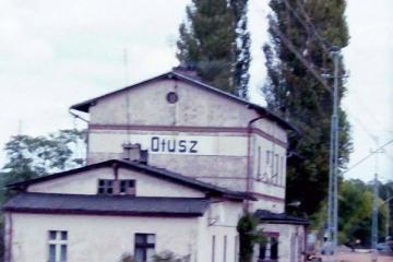 Otusz podczas przebudowy w dniu 28.09.1997.