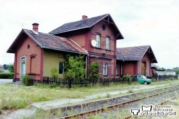Stacja Mirostowice 24.06.2000