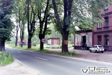 Przewóz w dniu 18.06.1999. Przejazd do Potoku.