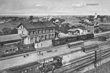 Międzychód 1913