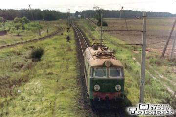 Sulechów 03.09.1988. ET22-1098.