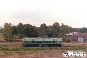 Sulechów 03.09.1988. ET22-604.
