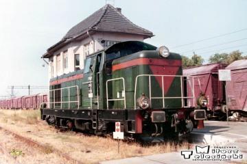 Sulechów 11.08.1995. SM42-1158.