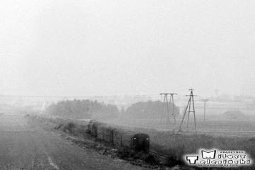 Wolsztyn - Adamowo 11.11.1986.