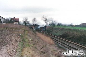 Wolsztyn - Adamowo 07.03.1988.