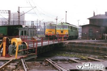 Olsztyn 17.06.1988. SU46-022, SP45-063.