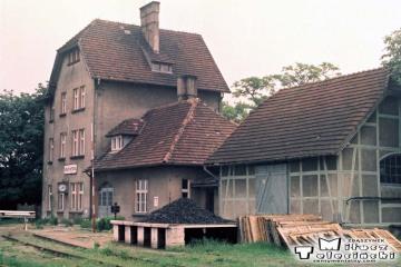 Grabów nad Prosną w maju 1987 roku.