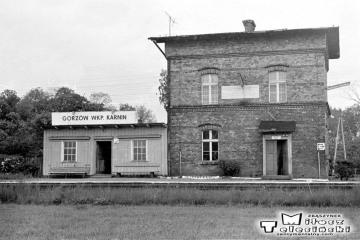 Gorzów Wlkp. Karnin 30.05.1987 roku.