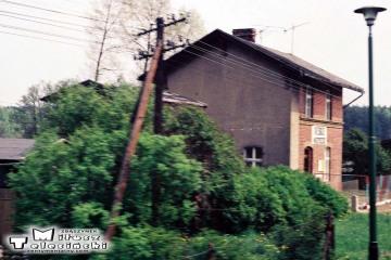 Głębokie Międzyrzeckie w maju 1991