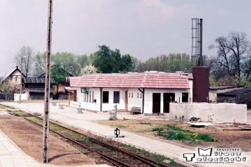 Gorzów Zieleniec w maju 1990