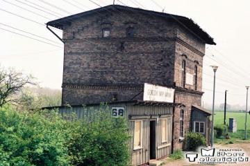 Gorzów Wlkp. Karnin w maju 1991 roku.