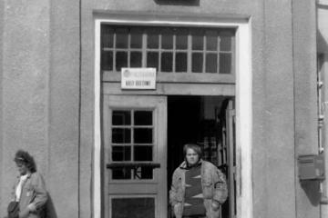 Ja w Gołdapi 16.09.1990.