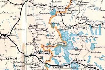 1904 linia dopiero w przygotowaniu.