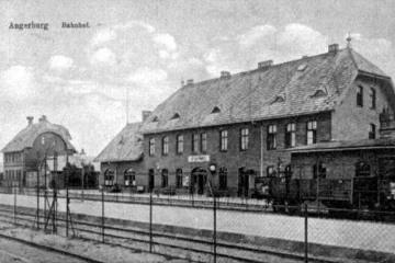 Węgorzewo do 1945