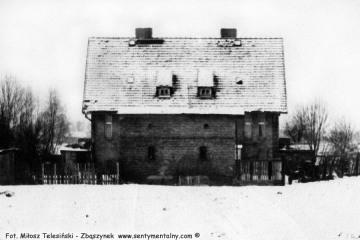 Płonica - Bolemin 04.04.1987. Mieszkanie zawiadowcy Pana Matyjaszczyka