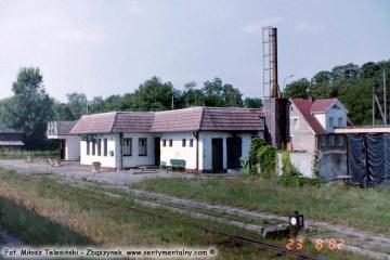Gorzów Zieleniec w dniu 23.08.2002.