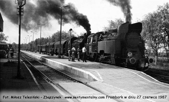 Frombork 27.06.1987 roku