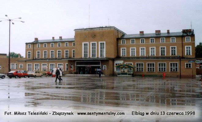 Elbląg 13.06.1998 roku