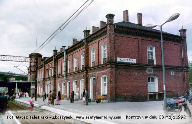 Kostrzyn 03.05.1992 roku