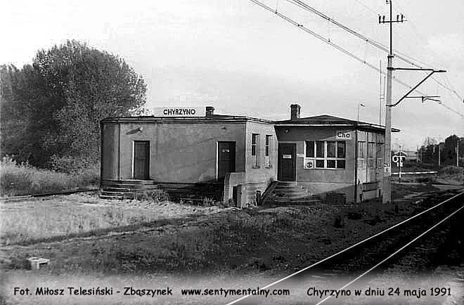 Chyrzyno 24,05.1991 roku