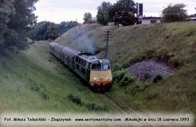 Mikołajki 18.06.1993 r.
