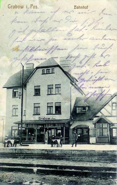Grabów n/Prosną do 1945 roku