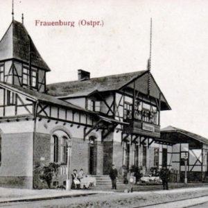 Frombork do 1945 roku