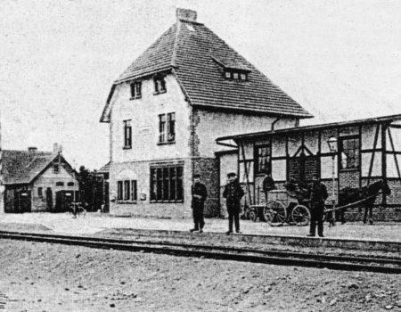Rudnica w 1911 r.
